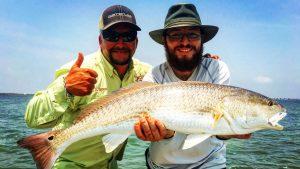 Fishing guide in Corpus Christi, TX