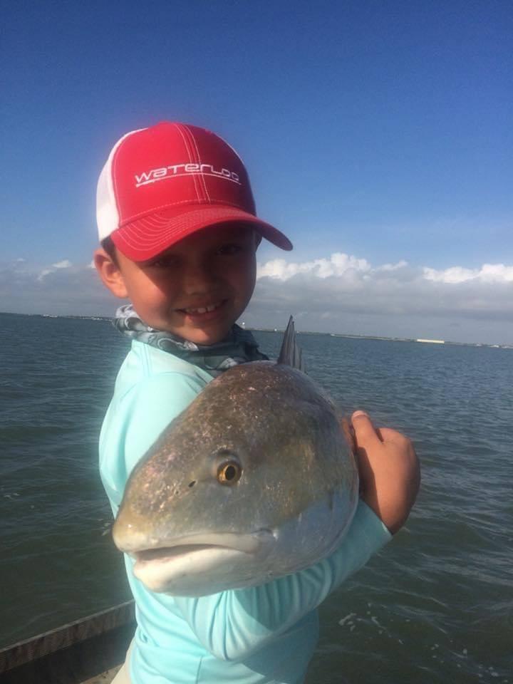 Port Aransas Red Fish