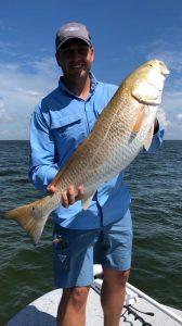 Port Aransas, TX - Fishing for Redfish