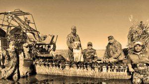 Duck hunting Texas coast