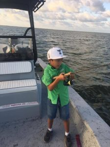 Guided family fishing trips in Corpus Christi