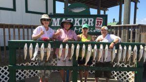 Corpus Christi Tx guided fishing trips