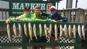 Port Aransas Texas fishing charter