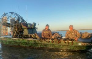 Guided Texas cast and blast trips