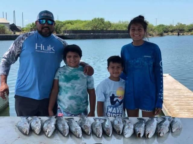 Corpus Christi fishing charter